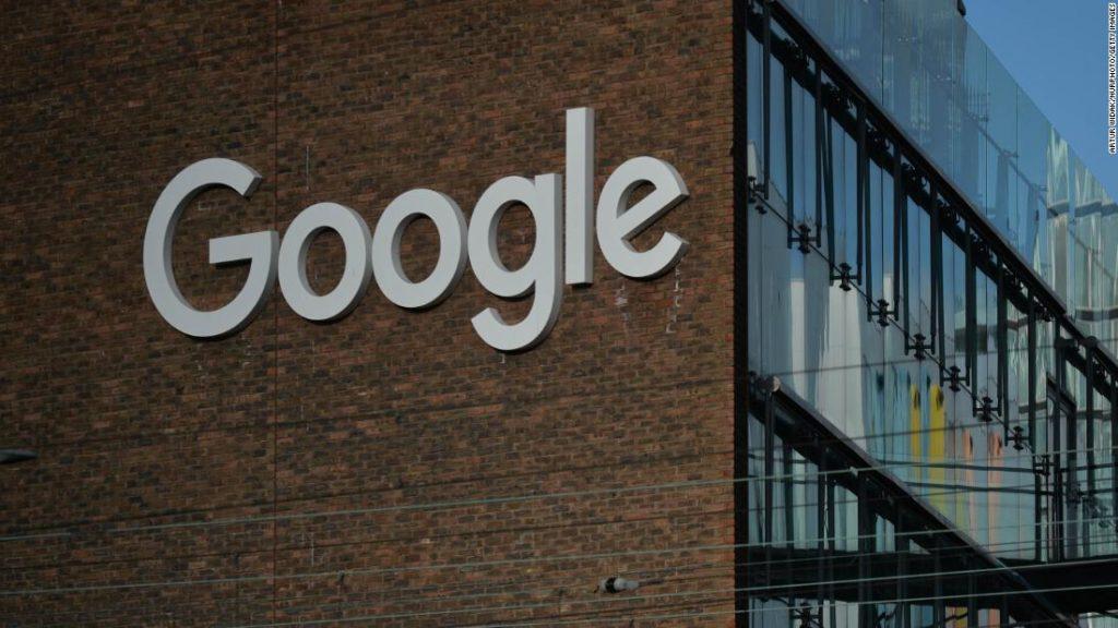 US sues Google in landmark antitrust case