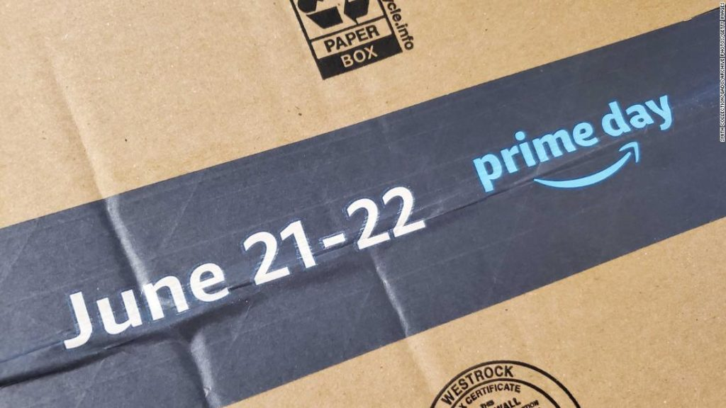 Premarket stocks: Why this Prime Day may fall flat for Amazon's stock