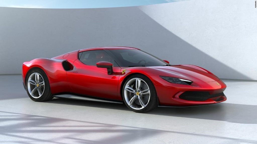 Ferrari says its new supercar is fast and powerful, but it's mostly about having fun