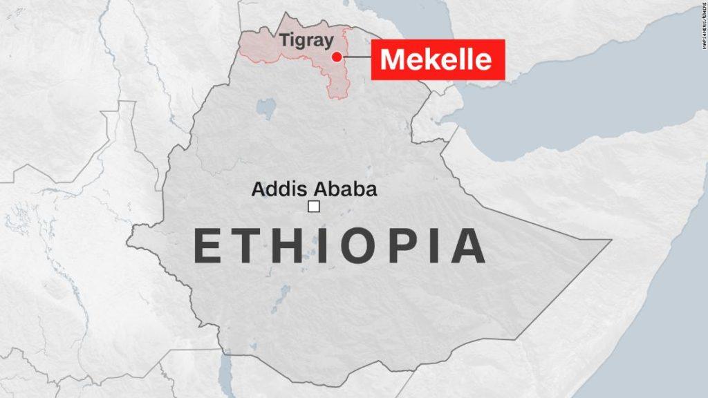 Ethiopia's government announce ceasefire as Tigrayan troops retake region's capital