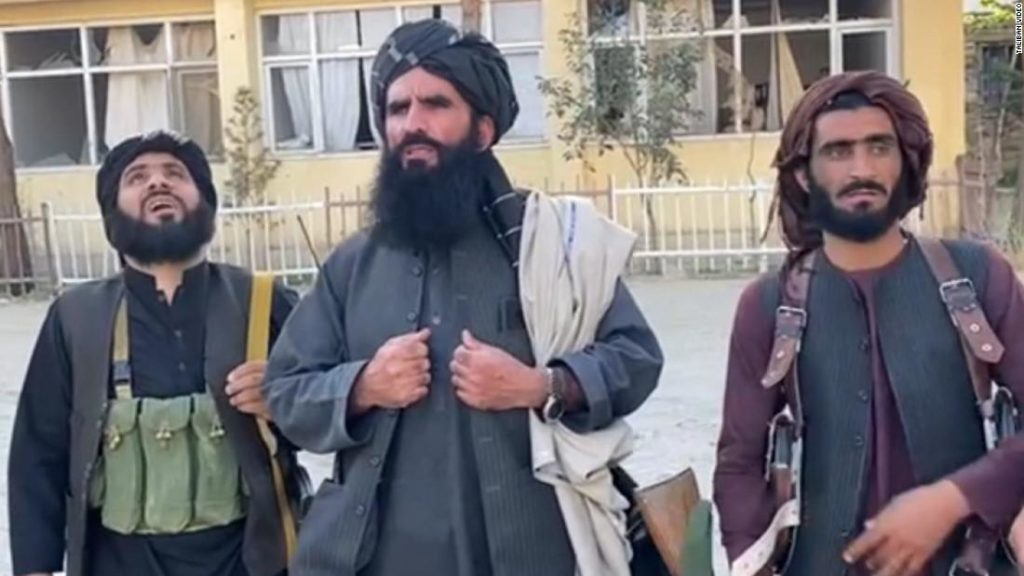 Taliban appear to be gaining ground in Afghanistan