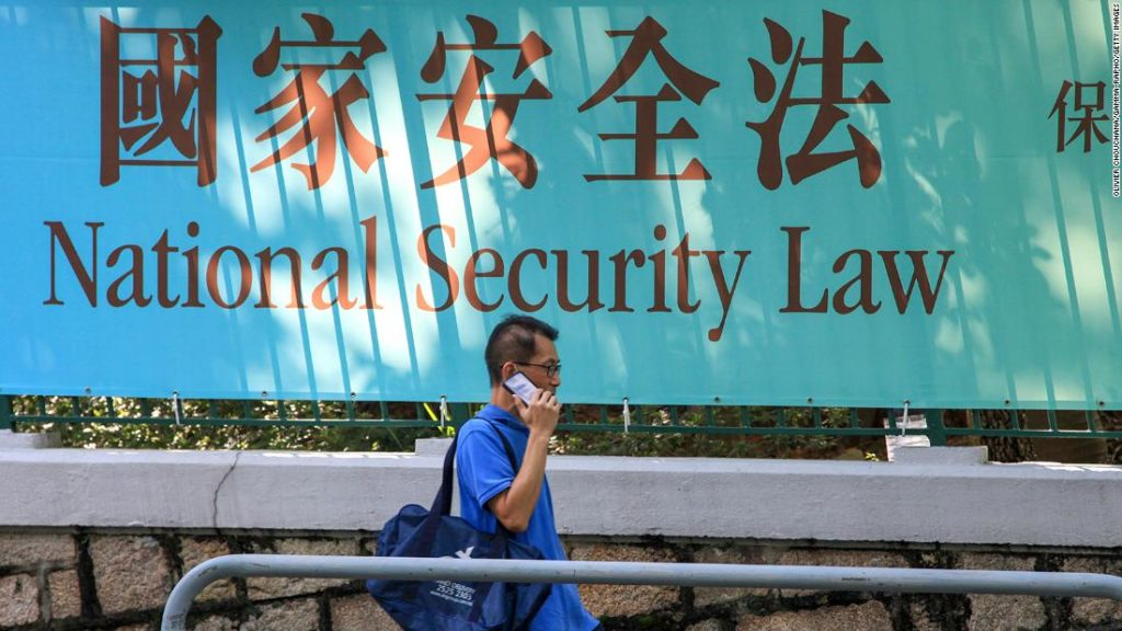Hong Kong: One year after China passed the national security law, residents feel Beijing's tightening grip