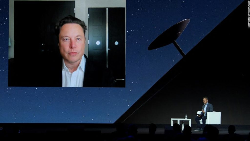 Elon Musk touts SpaceX surging internet growth, but still says goal is to avoid bankruptcy
