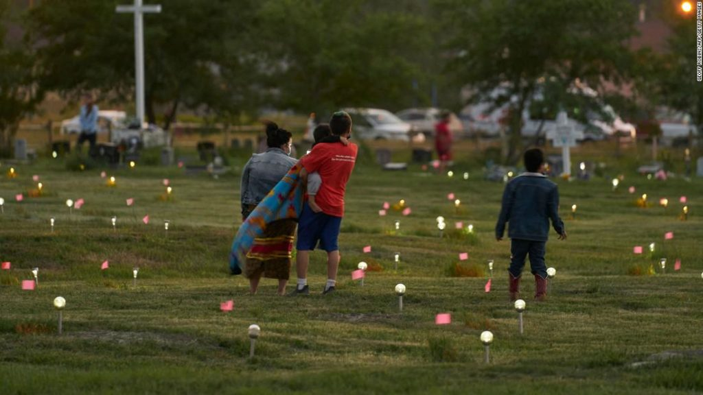 Canada Day celebrations are under scutiny after the discoveries of unmarked graves