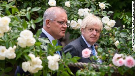 Boris Johnson's 'global Britain' needs more than a tiny Australian trade deal