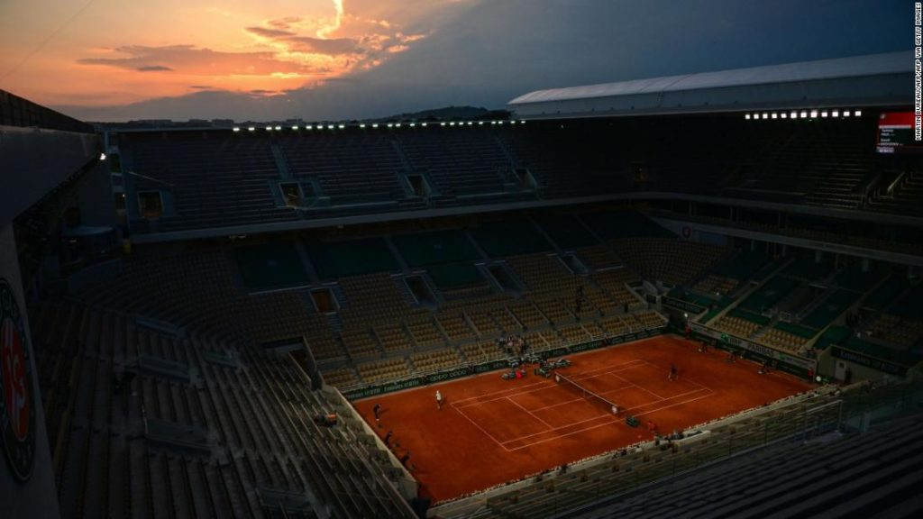 French Open: Two players in quarantine after testing positive for Covid-19