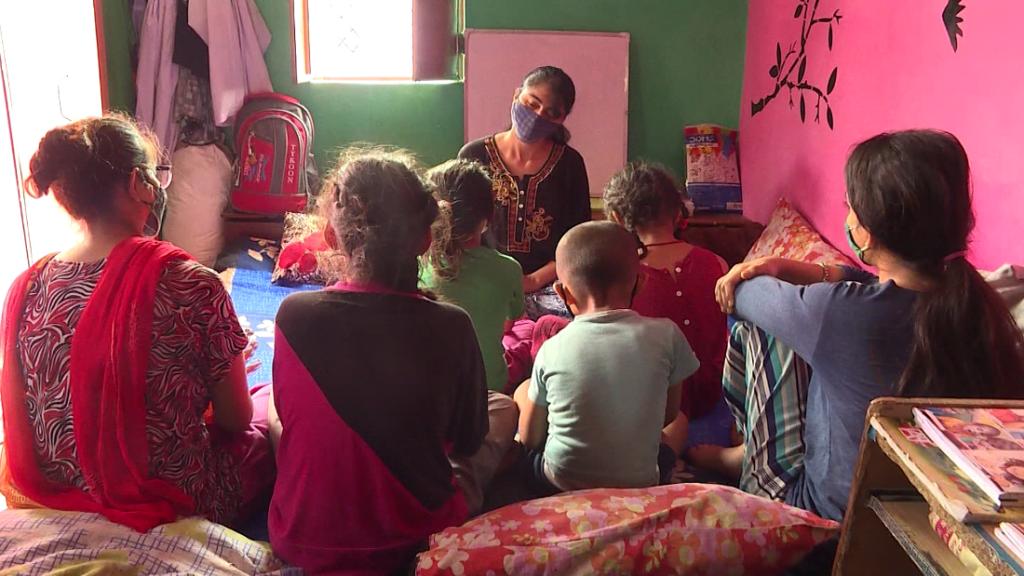 India's brutal second wave is leaving hundreds of children orphans