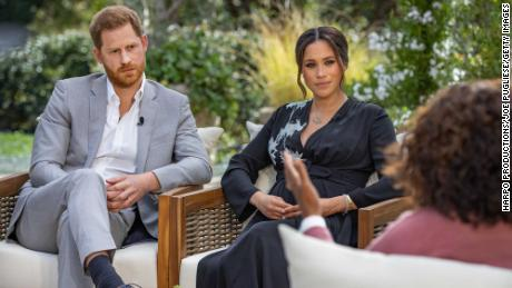 Prince Harry and Meghan, Duchess of Sussex's interview with Oprah Winfrey in March sparked a debate about racism at the Palace.