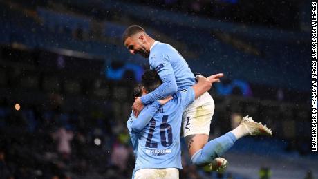 Manchester City wins Premier League title in an 'insane' season for Pep Guardiola's team