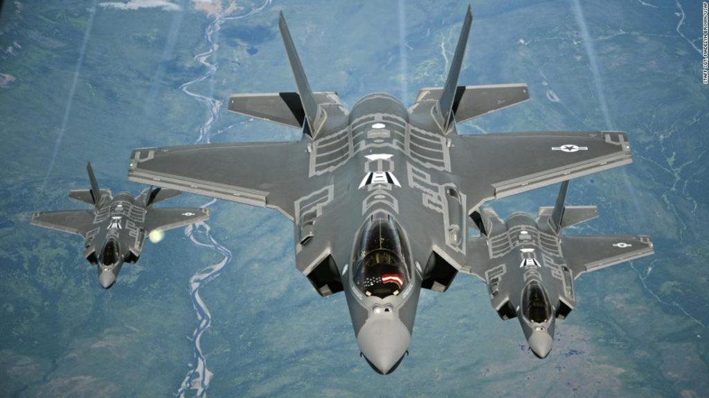Neutral Switzerland plans to buy dozen of US F-35 fighter jets
