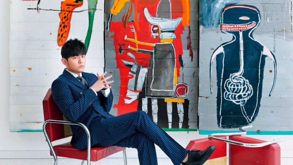 Jay Chou's collecting obsession: 'I've spent almost all my concert earnings on art'