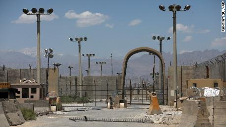 All US forces have left Bagram Air Base, as US withdrawal from Afghanistan nears completion