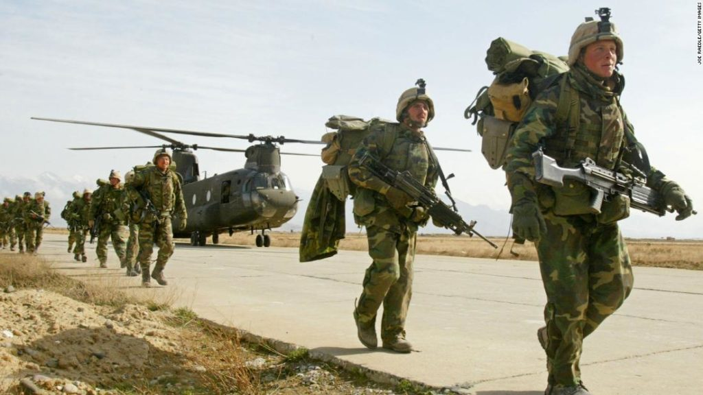 CNN in Afghanistan as 'America's longest war' comes to a close