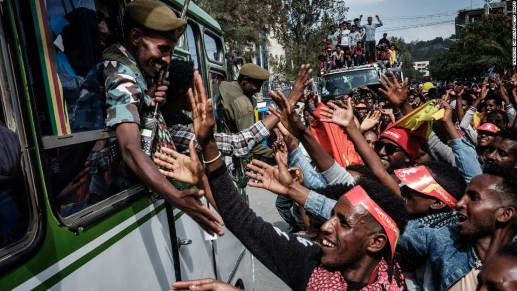 Tigray: Food and fuel running out in capital of Ethiopia's war-torn Tigray region