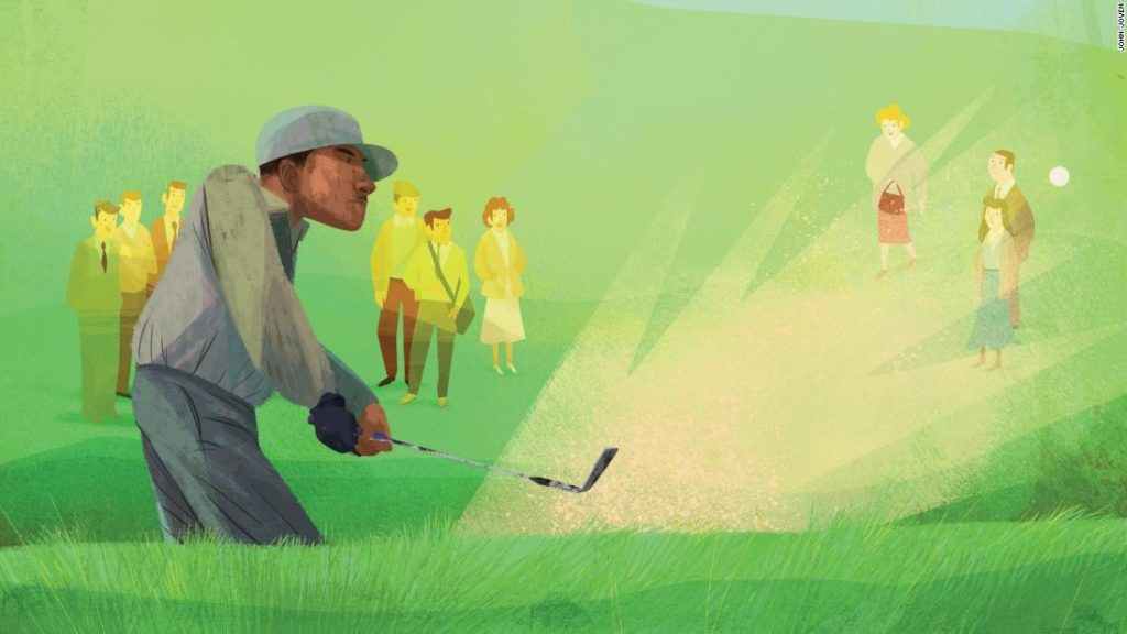 Charlie Sifford: golf's first Black professional who paved the way for Tiger Woods