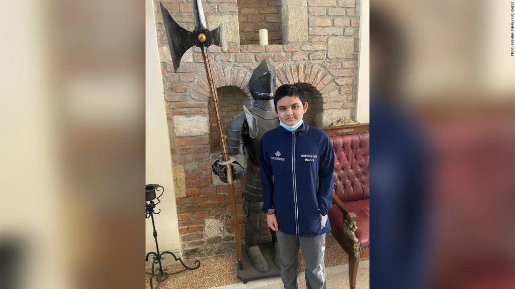 Abhimanyu Mishra: 12-year-old becomes youngest grandmaster in chess history