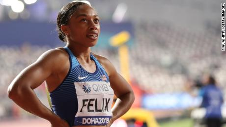 """The four-time Olympian hopes her legacy will be as an athlete """"who fought for women."""""""