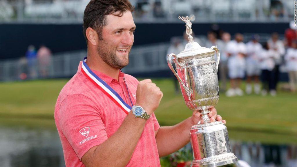 US Open winner: Jon Rahm claims victory at Torrey Pines