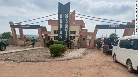 Kidnappers kill two more students abducted from Nigerian university
