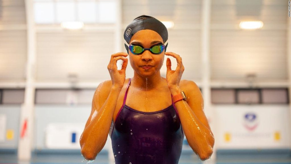 FINA to review use of Afro swim cap at competition level after facing criticism