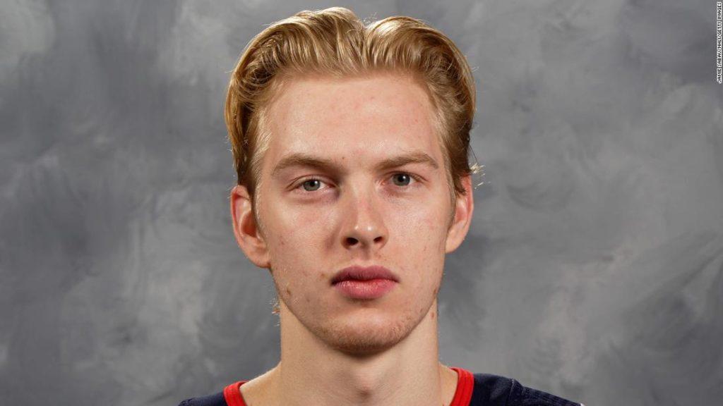 NHL goaltender Matiss Kivlenieks dead at 24 from apparent head injury