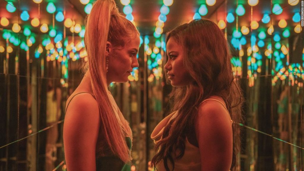 In 'Zola,' two exotic dancers' road trip descends into chaos