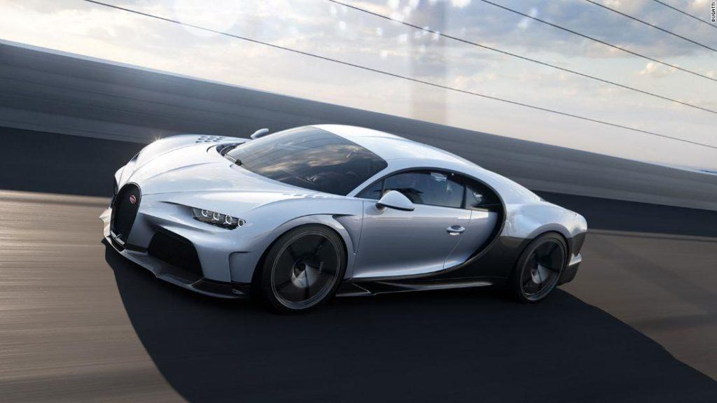 Bugatti and Croatian electric supercar maker Rimac to combine in joint venture