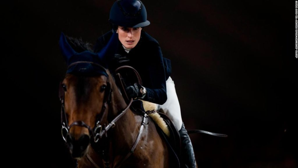 Jessica Springsteen set to make Olympic debut with US equestrian jumping team