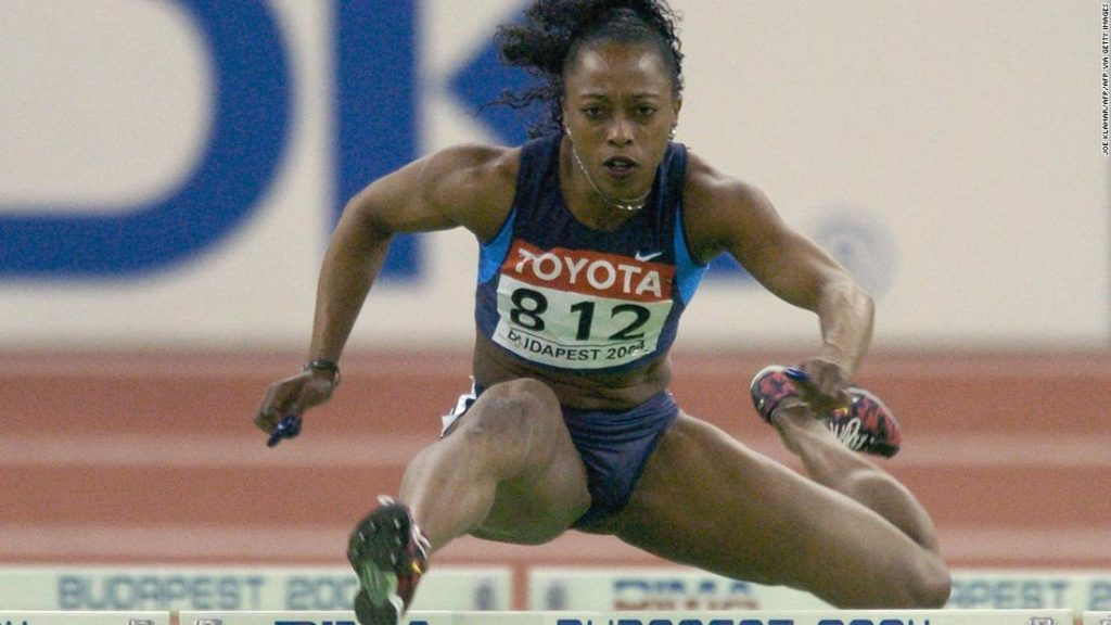Gail Devers: Three-time Olympic gold medalist on how Graves' disease 'made me who I am'