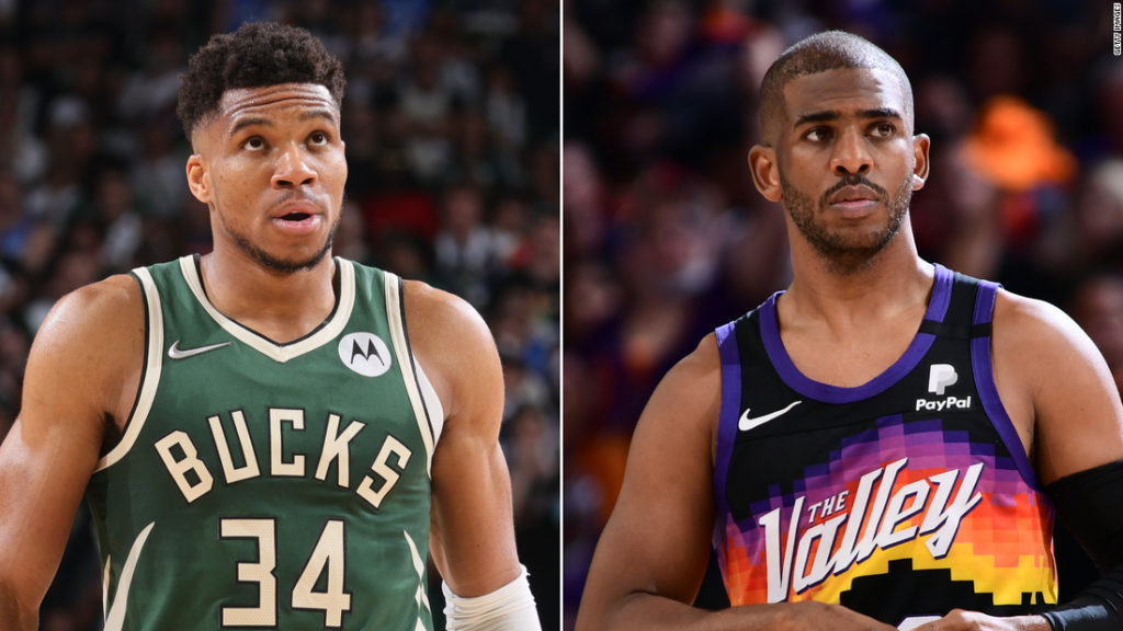 NBA Finals 2021: How to watch as the Phoenix Suns and Milwaukee Bucks face off