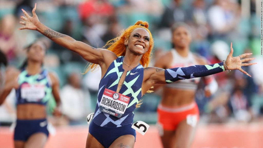 Sha'Carri Richardson left off US Olympic track team though her suspension ends before relay event,