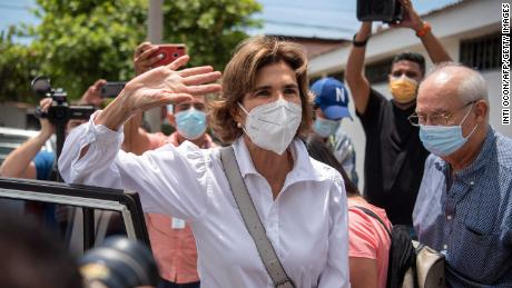 Nicaraguan presidential challenger Cristiana Chamorro was placed under house arrest in early June.