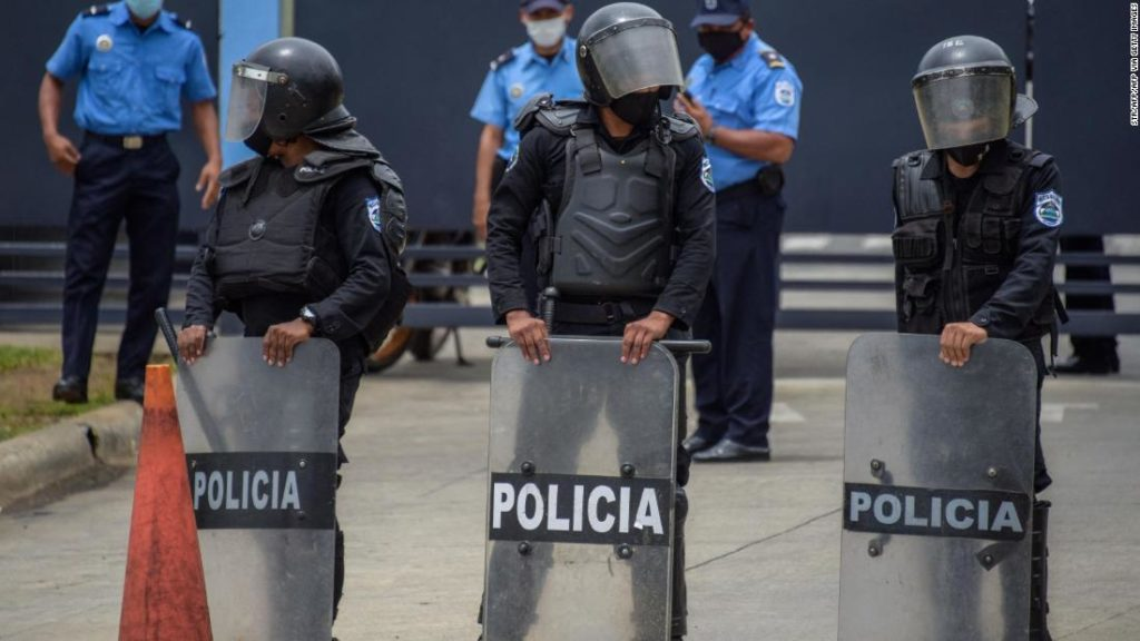 Sixth Nicaraguan presidential candidate detained in 'night of terror' roundup