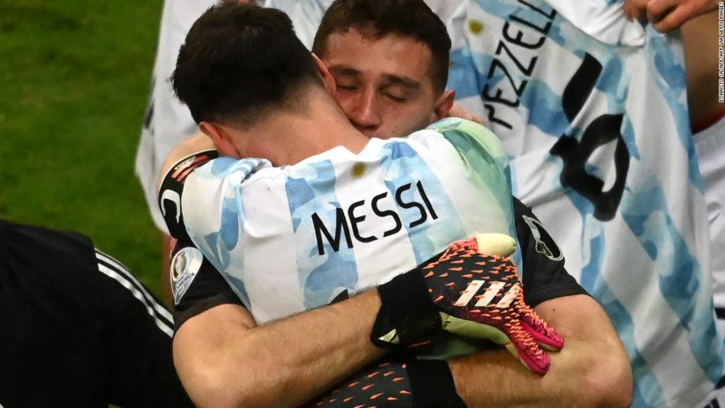 Copa América: Argentina defeats Colombia on penalties to reach final