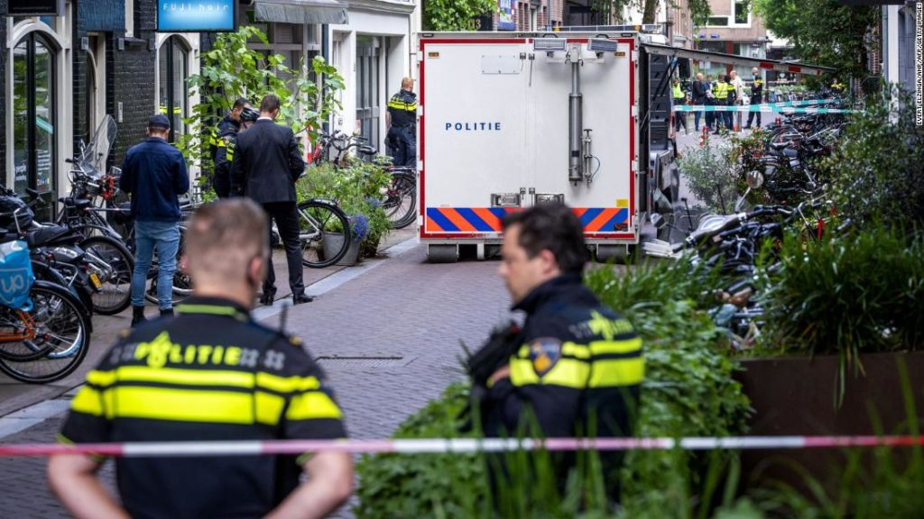 Peter R. de Vries: Dutch crime reporter fighting for his life after shooting