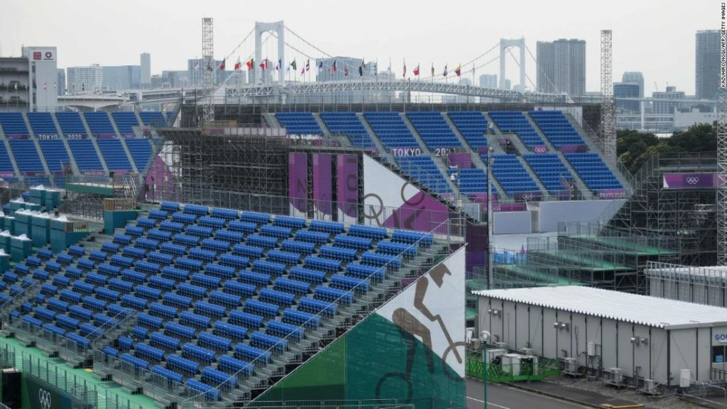 Tokyo Olympics will be held under a state of emergency as Japan mulls opening ceremony fan ban