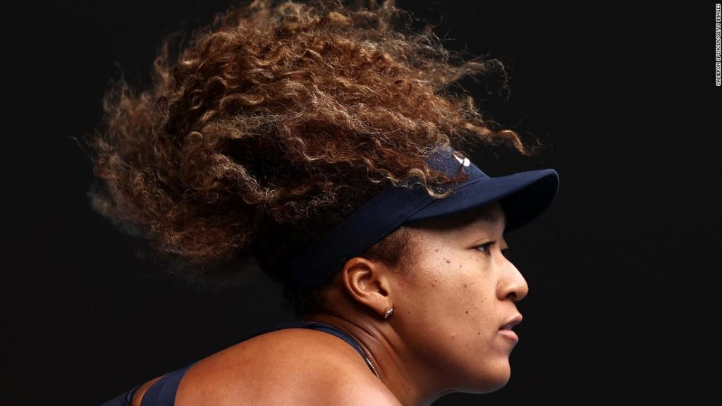Naomi Osaka says the press conference format is in 'great need of a refresh'