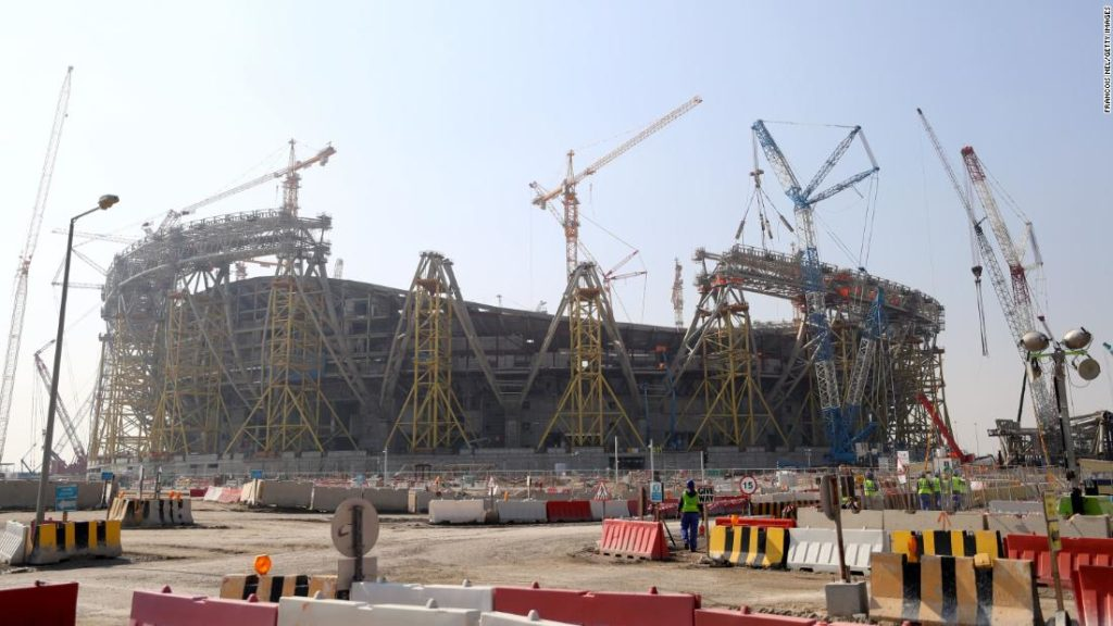 World Cup 2022: Ambitions of Qatar's grand project come with stark human cost