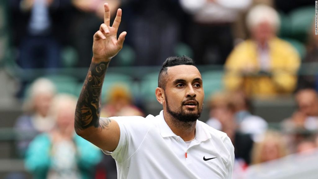 Nick Kyrgios pulls out of Tokyo Olympics citing empty stadiums and injury