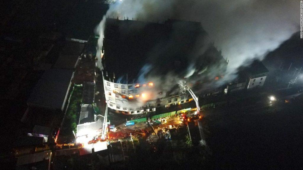 Bangladesh juice factory owner arrested after 52 people killed in blaze