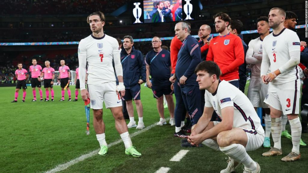 Jack Grealish: England star hits back at penalty criticism: 'I wanted to take one!'