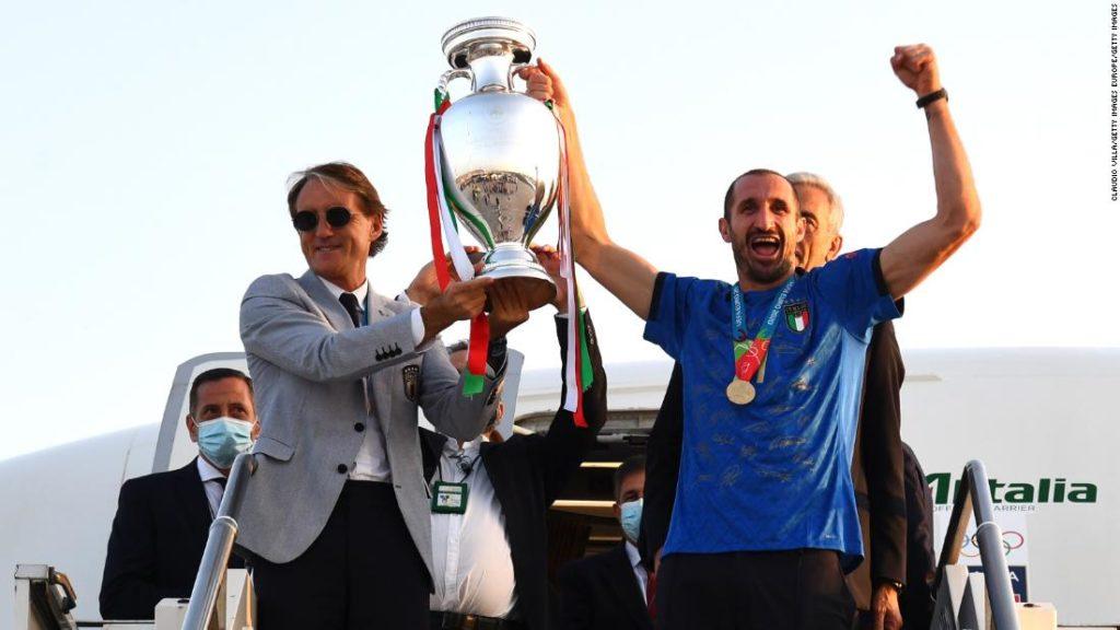 "Euro 2020: Azzurri's victory over England caps Italian football's ""renaissance"""