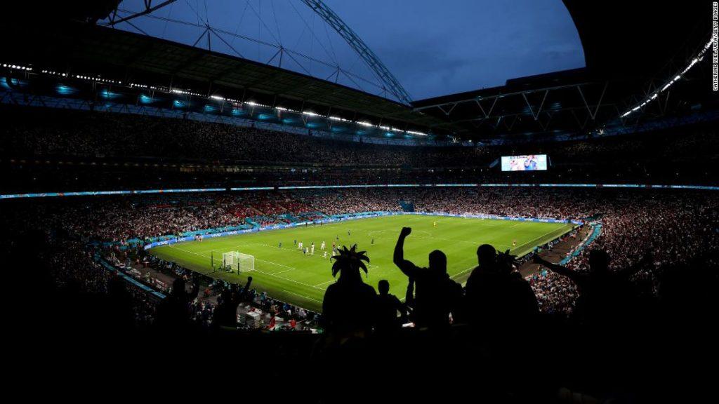 English FA facing UEFA investigation over fan disorder at Euro 2020 final