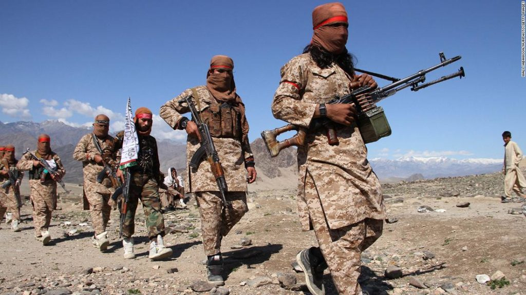 China could soon have an unlikely supporter in Central Asia -- the Taliban