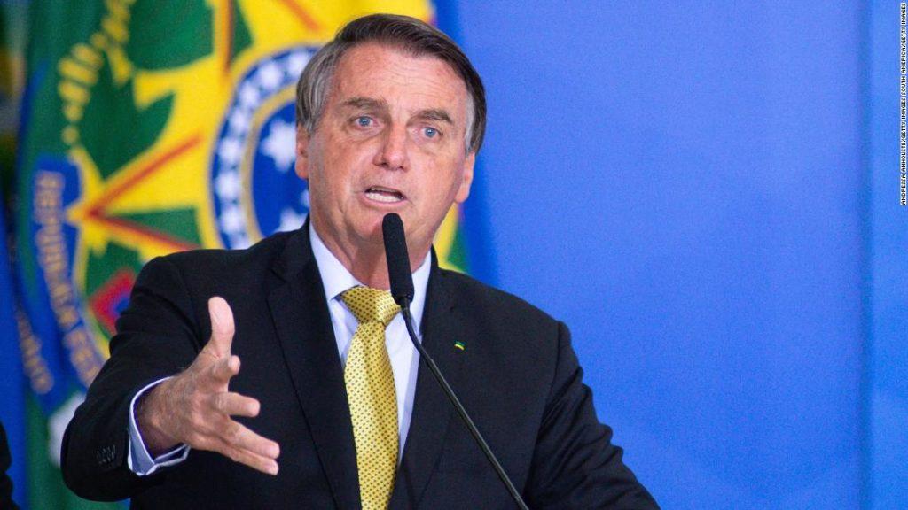 Brazilian President Bolsonaro transferred to Sao Paulo hospital after intestinal obstruction found