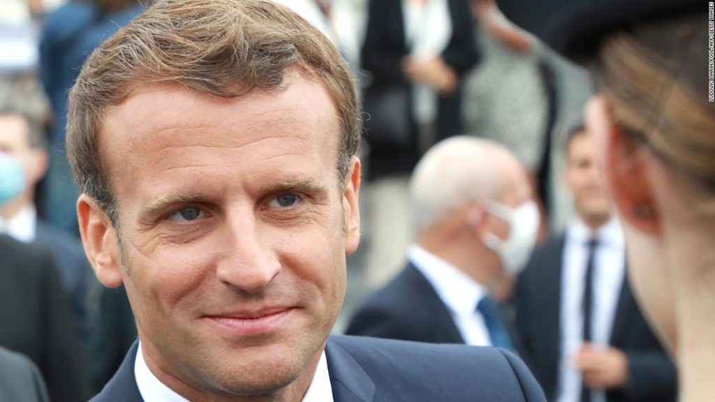 Opinion: What's behind Macron's bold bet on a Covid health pass