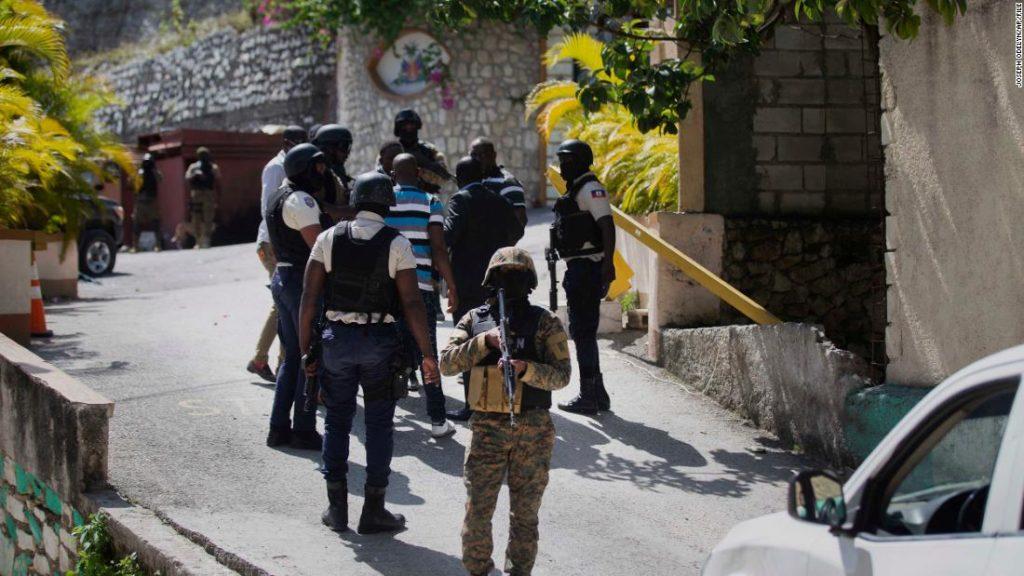 Jovenel Moise assassination: Head of security at Haiti's presidential residence in police custody