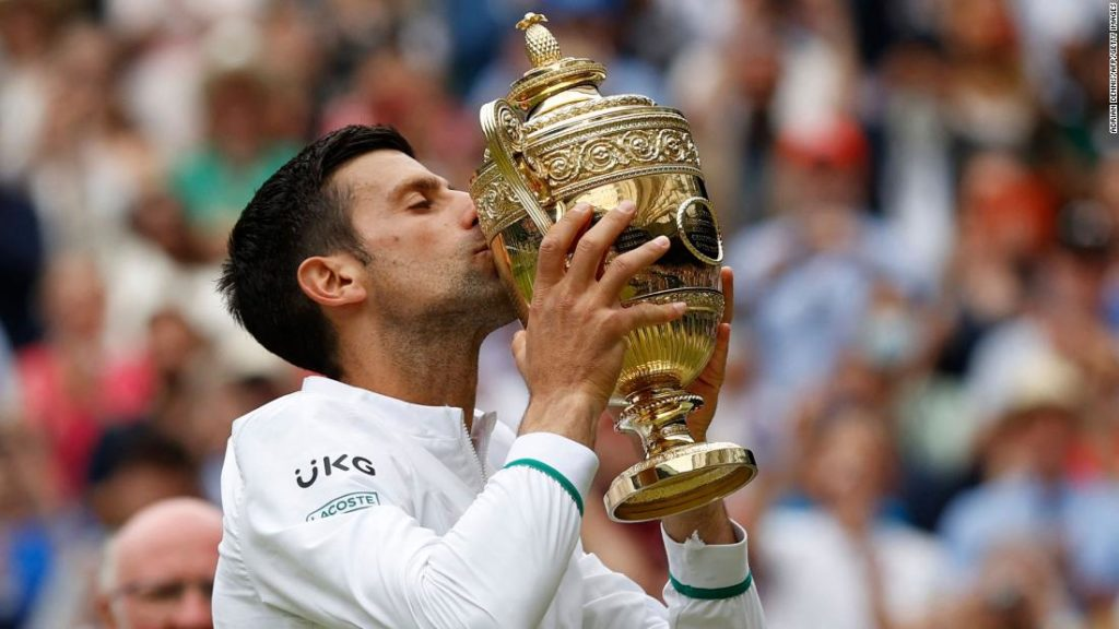Novak Djokovic says he will compete in Tokyo Olympics, Golden Slam still in play