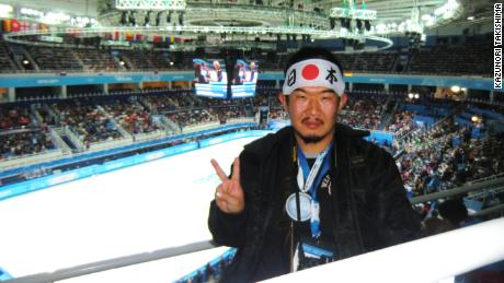 Takishima still hopes to break the Guinness World Record for attendance at Olympic events.