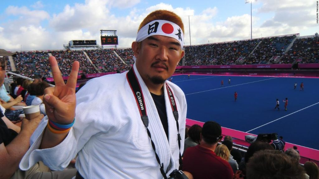 Tokyo 2020: The Japanese superfan who spent $40,000 on Olympics tickets